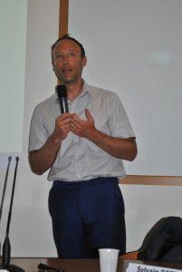 Vincent Mazalaigue, ministère de la Justice