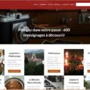Un nouveau look pour le site HiStory